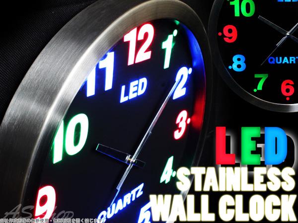 led-clock